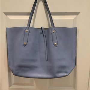 Annabel Ingall Isabella blue tote